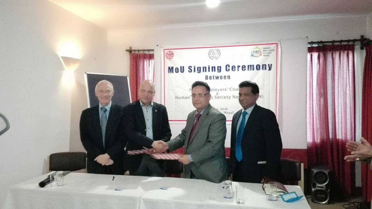 MoU Signed with FNCCI