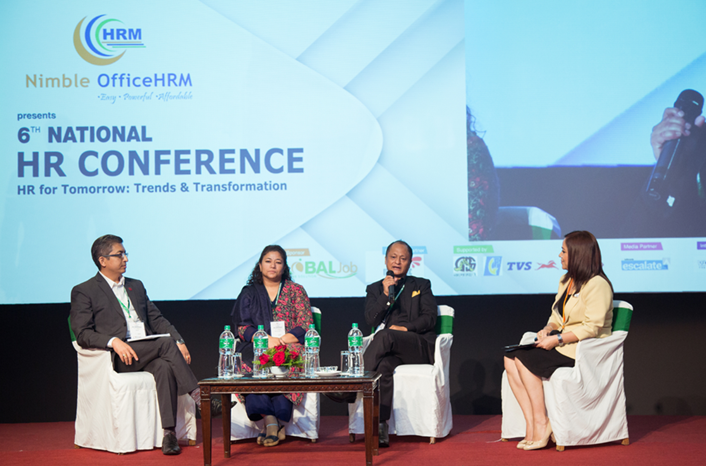 6th National HR Conference – 2017 Concluded Successfully!