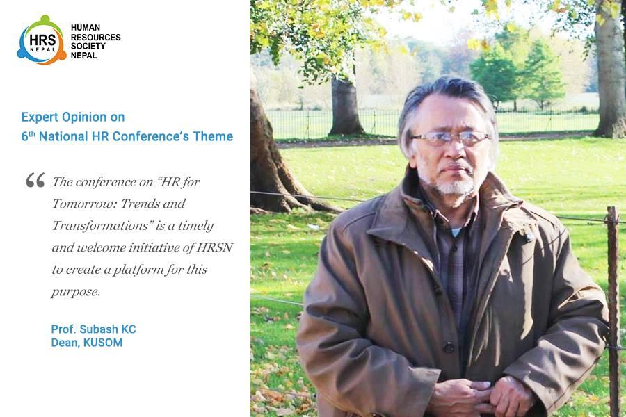 Prof. Subash KC