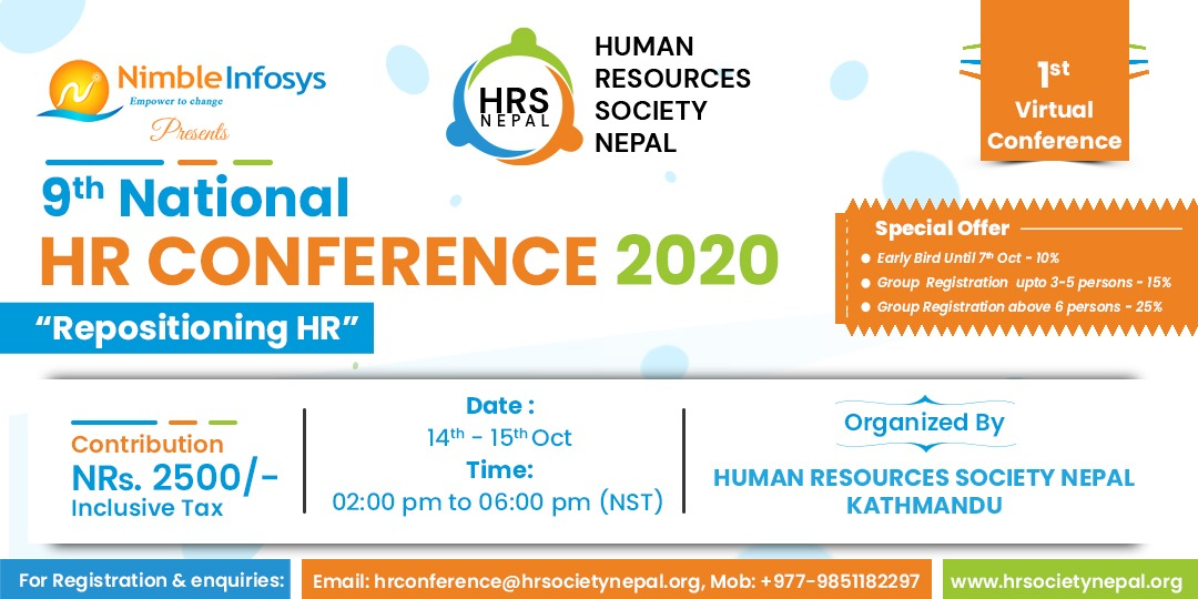 9th National HR Conference: Repositioning HR